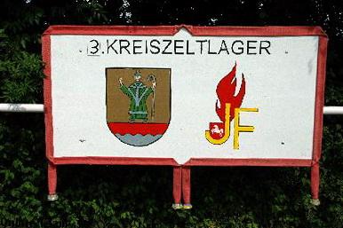 Kreiszeltlager 2007